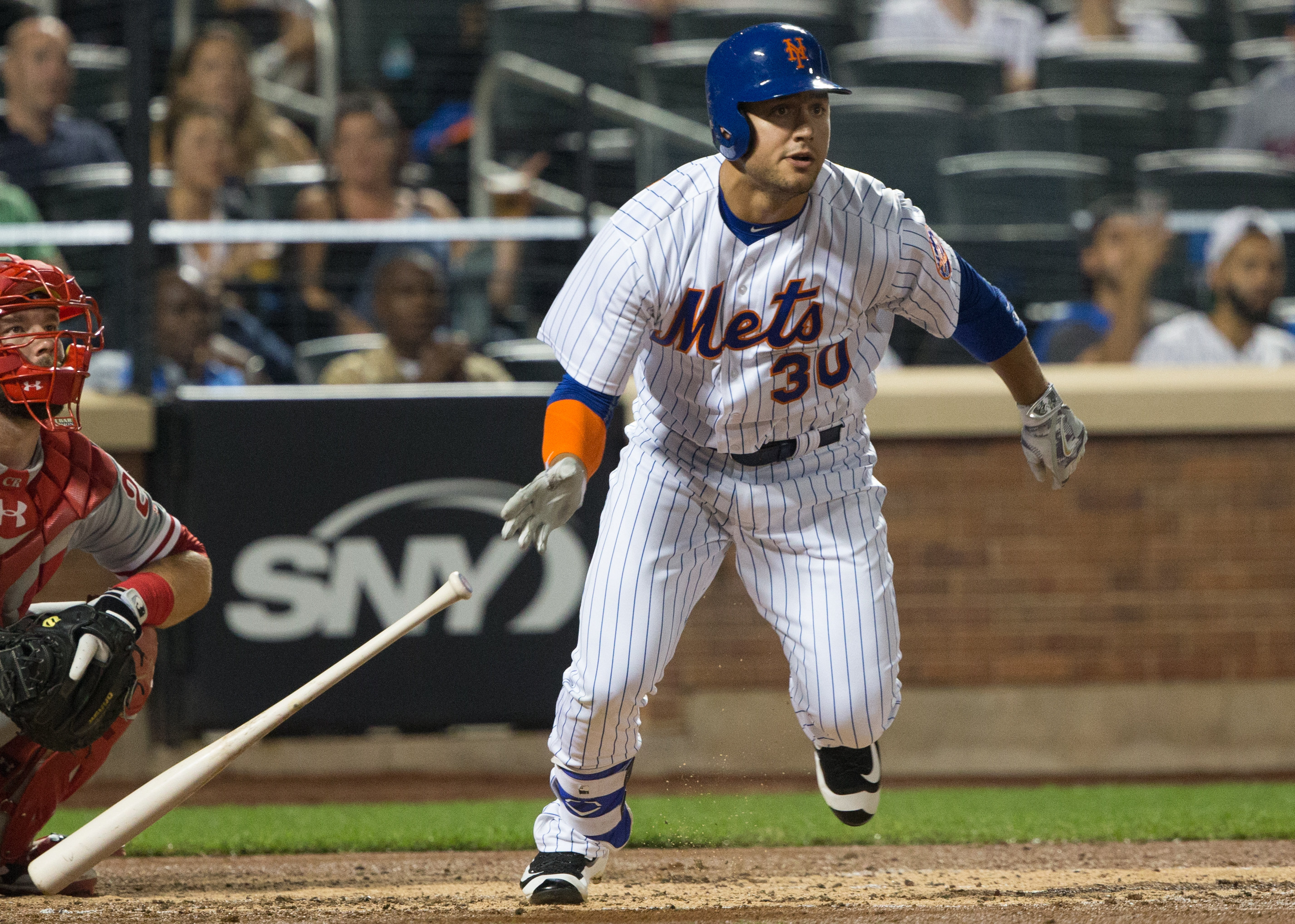 Mets have messy situation on their hands with Michael Conforto