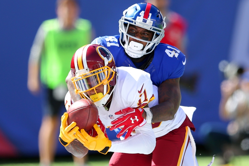 Washington Redskins: 5 Keys To Notching A Victory Against Giants