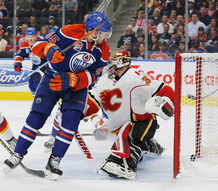 Edmonton Oilers: Can Taylor Beck Earn a Roster Spot