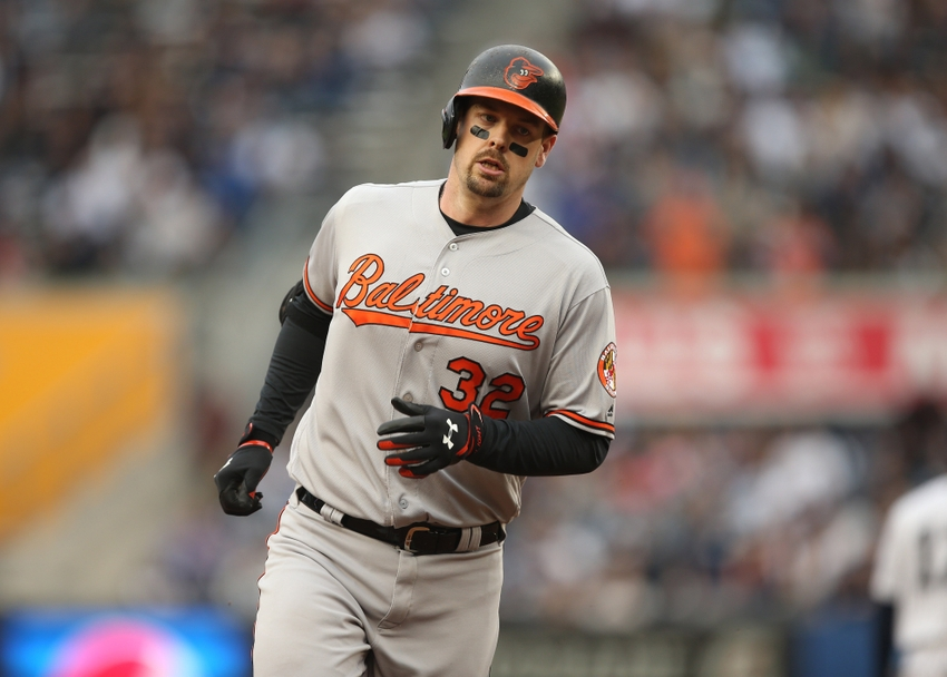 MLB Free Agency: What Team Is the Best Fit for Matt Wieters?