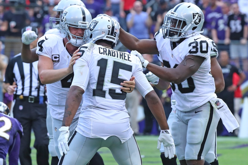 Post-Game Recap: Oakland Raiders at San Diego Chargers