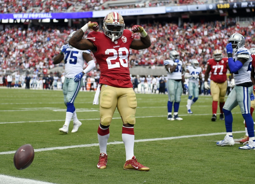 San Francisco 49ers: Ranking the 5 Best Players in 2016