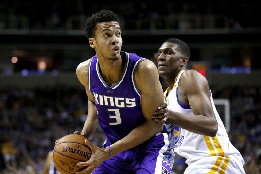 Update On The Sacramento Kings Rookies (Malachi Richardson and Skal Labissiere)