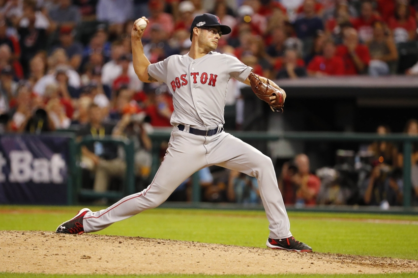 Red Sox: Joe Kelly developed a new pitch in the postseason
