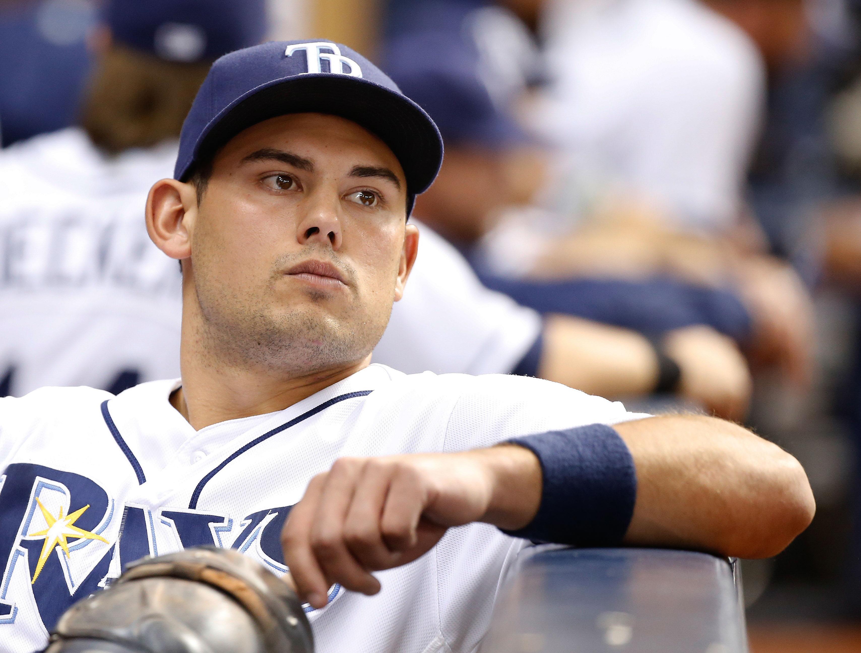Tampa Bay Rays: Baseball Prospectus Not a Fan  of Luke Maile