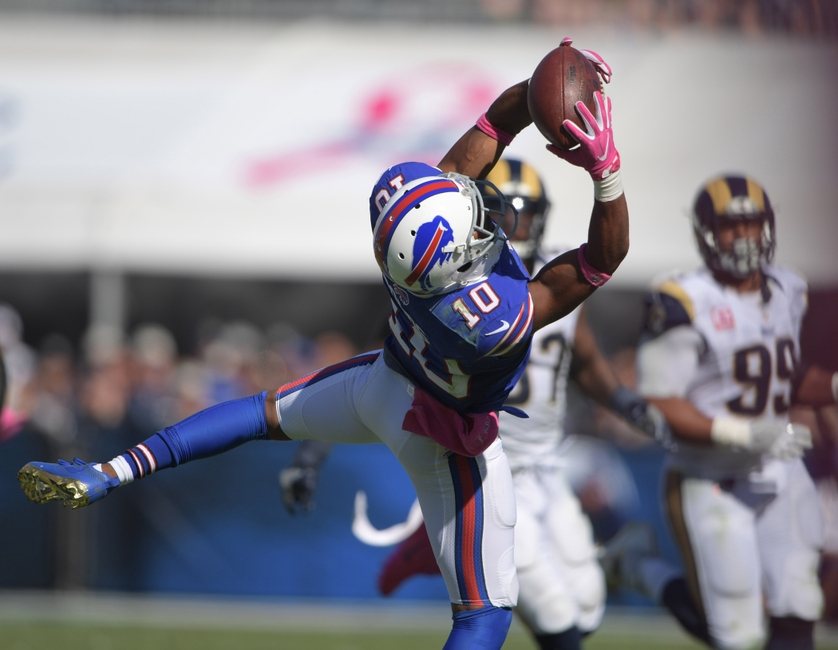 Buffalo Bills: Salary Cap Space, Free Agent Talk and More