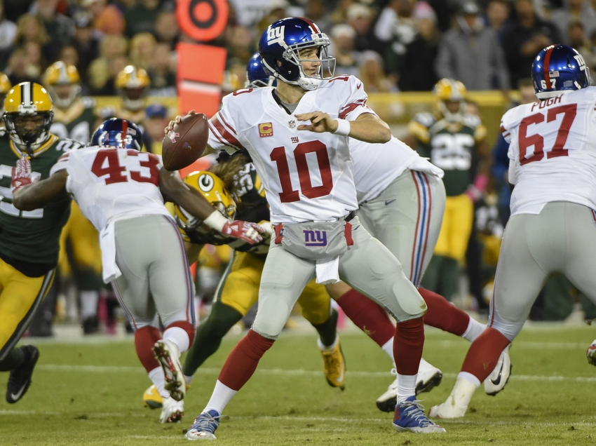 Green Bay Packers: Giants scouting report ahead of wild-card meeting