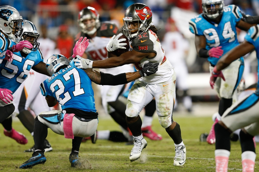 Panthers at Buccaneers Live Stream: Watch NFL Online