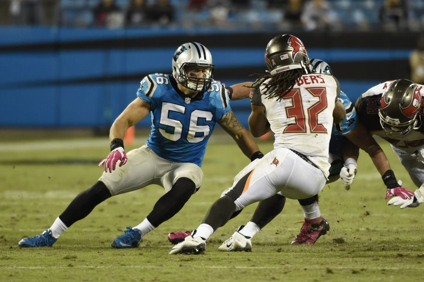 Panthers Game Day: Tampa Bay Buccaneers - Week 17
