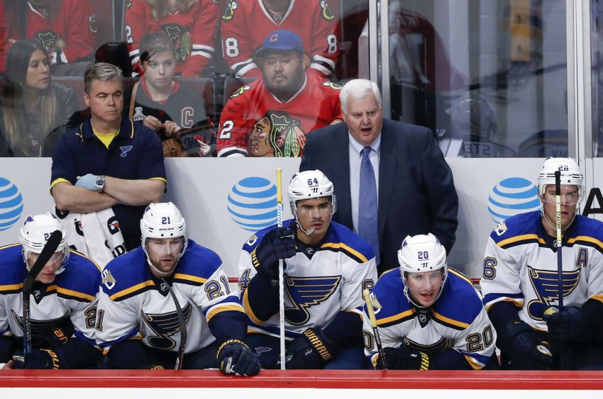 St. Louis Blues:  The Sixth Day Of Bluesmas