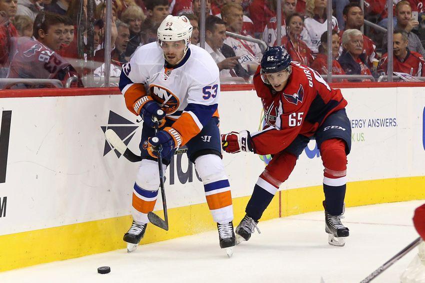 New York Islanders Daily: Casey Cizikas Won't Be Back Soon