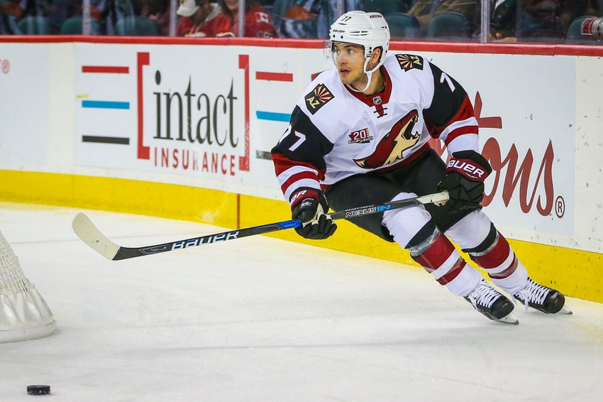 Arizona Coyotes: DeAngelo Suspended Three Games For Abuse of Official