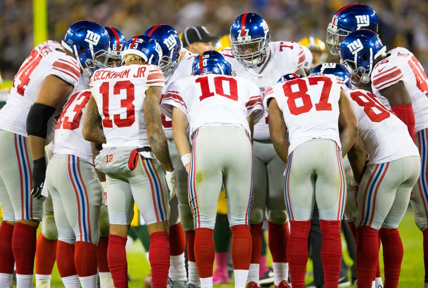 Green Bay Packers vs. NY Giants: Five downs with GMEN HQ