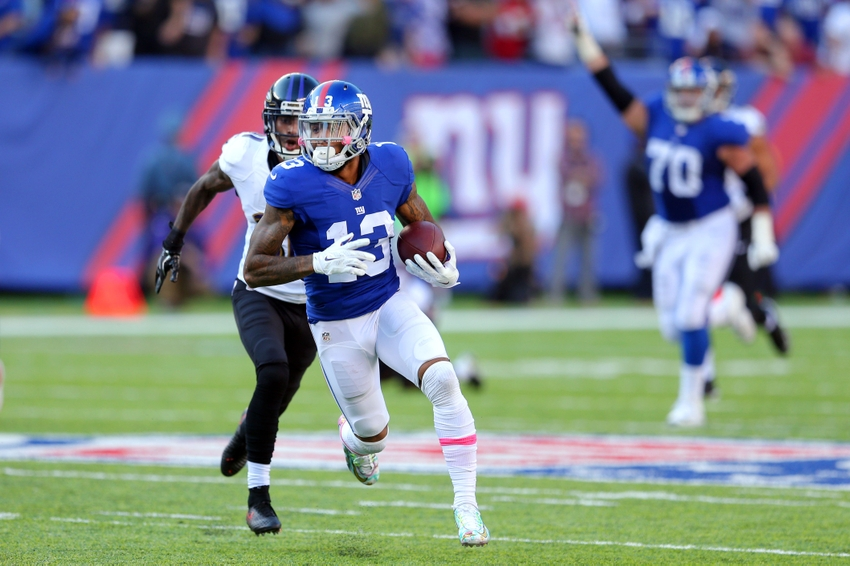 The New York Giants Have the Potential to Make a Playoff Run