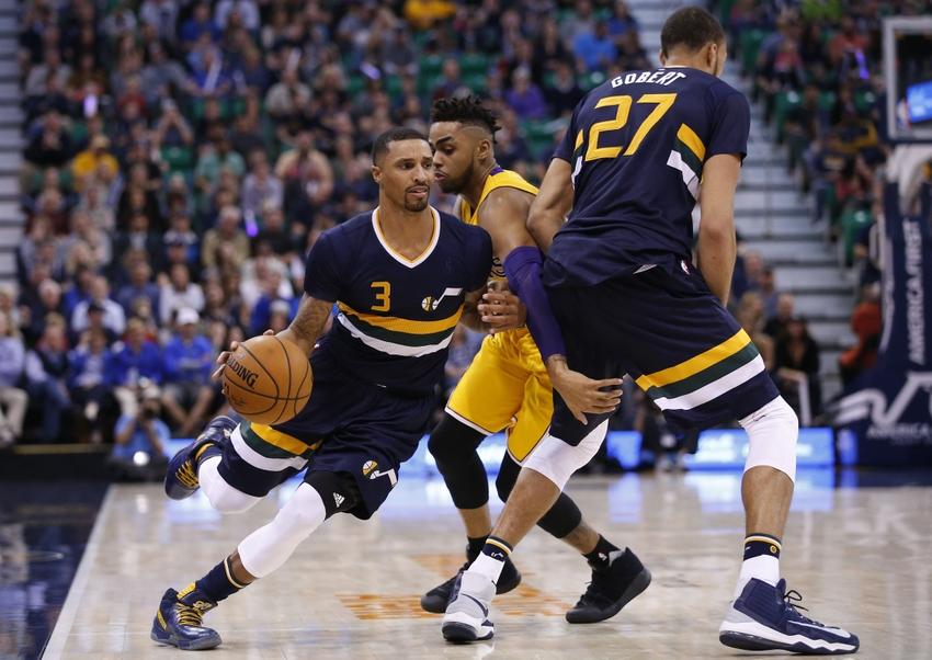 Utah Jazz: Hill, Burks & Exum OUT Against Los Angeles Lakers