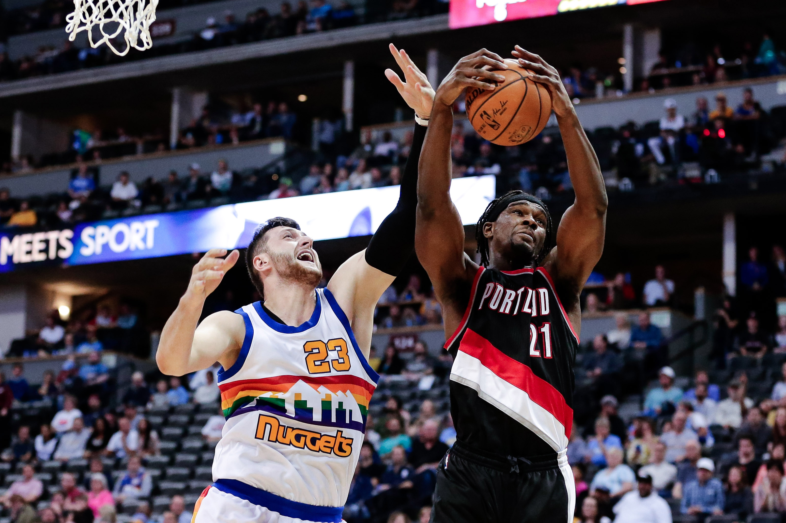 NBA Trade Grades: Blazers Deal Mason Plumlee To Nuggets For Jusuf Nurkic