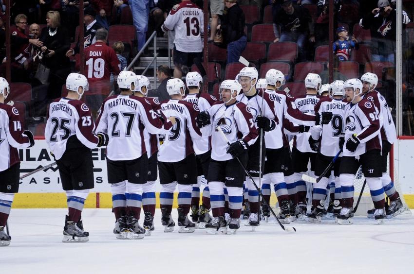 Colorado Avalanche: Hopes for the Team
