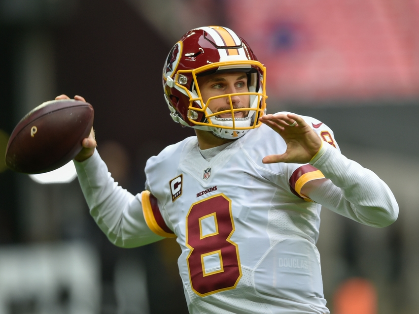 Washington Redskins Should Sign Kirk Cousins Instead Of Tagging Him Again