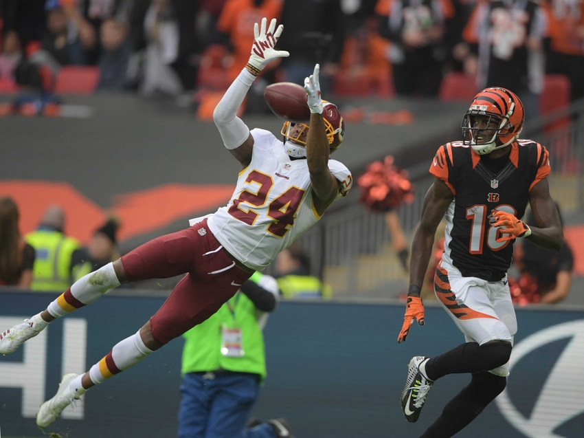 Josh Norman Eager to Take On Former Team