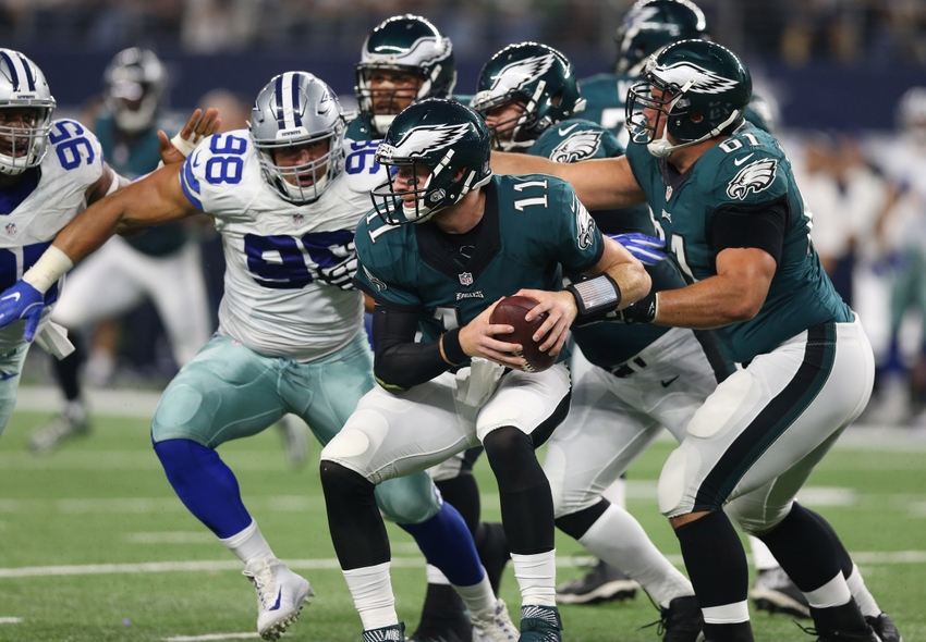 Cowboys at Eagles: Game preview, odds, prediction