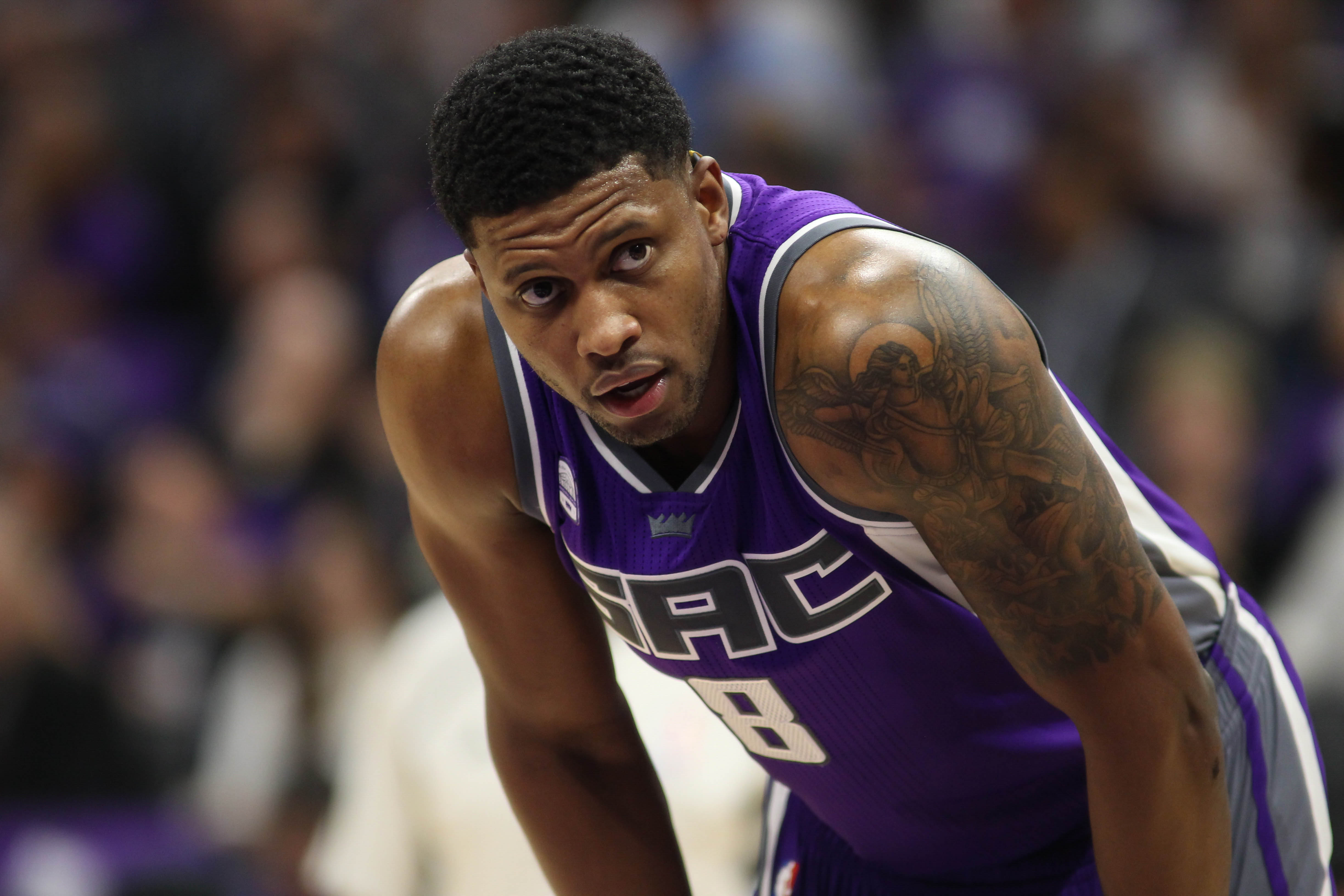 Why Rudy Gay Will Still Leave The Kings, Even With His Recent Injury