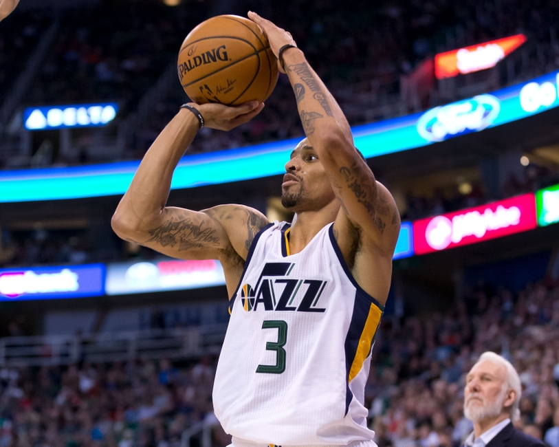 Utah Jazz: George Hill OUT, Dante Exum Questionable For Raptors Game