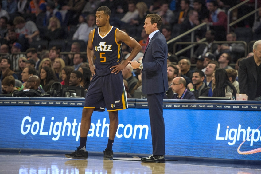 Rodney Hood just can't stay healthy