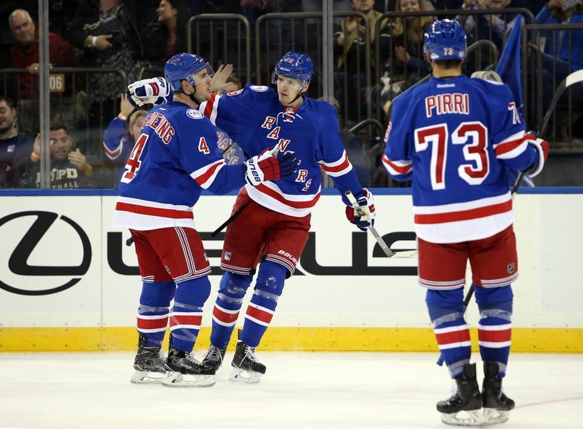 New York Rangers: Understanding Adam Clendening's Role