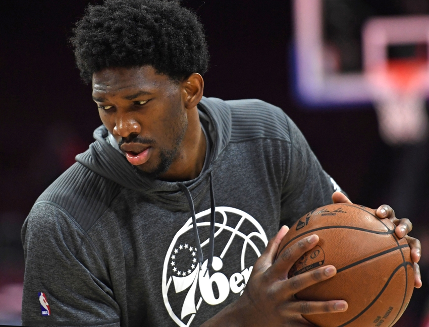 Joel Embiid (Rest) Out vs. Utah Jazz on Thursday Night, Hill Questionable