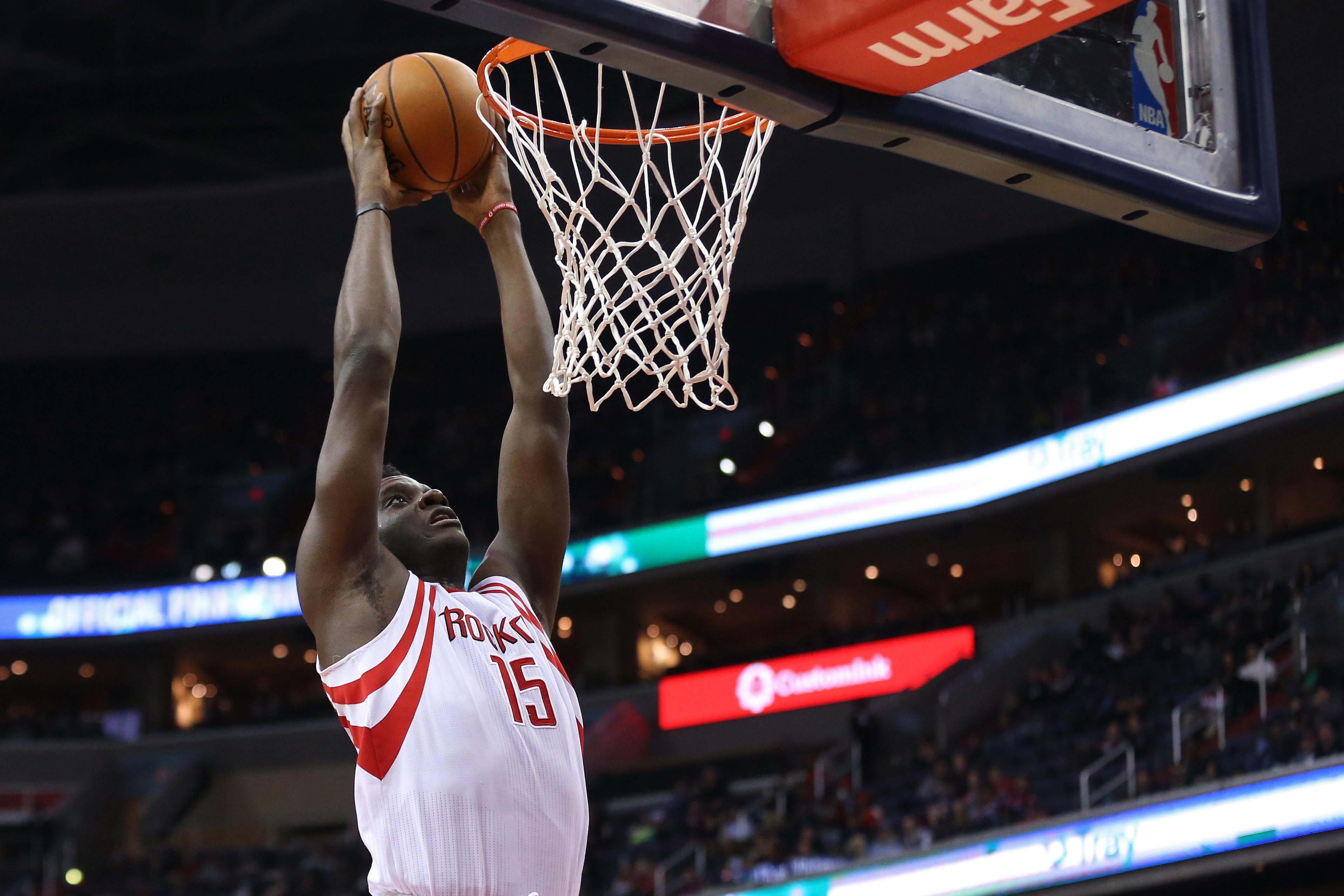 Houston Rockets: Clint Capela Has Potential To Flourish
