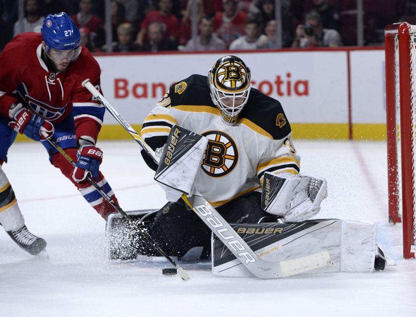 Boston Bruins Recall Zane McIntyre To NHL