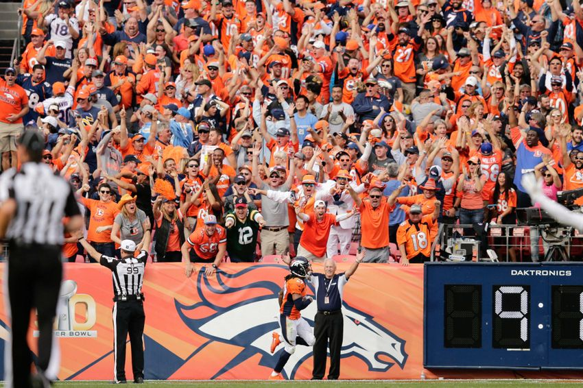 Denver Broncos: It Isn't Over Until That Lady Sings