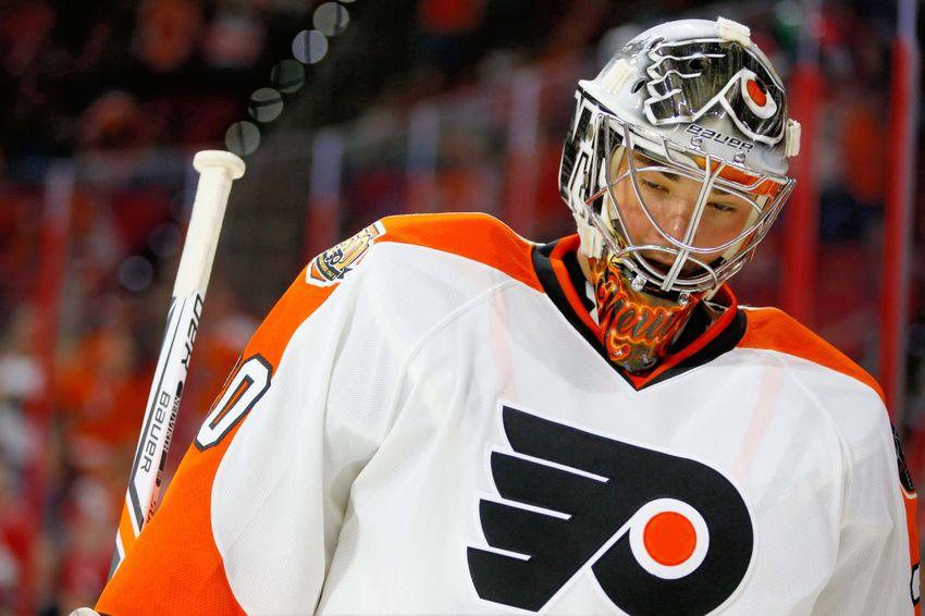 Philadelphia Flyers: Trading Michal Neuvirth Makes Sense