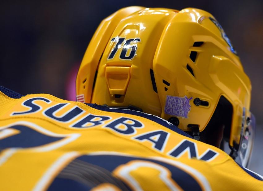 P.K. Subban's injury is a crushing blow to already struggling Predators