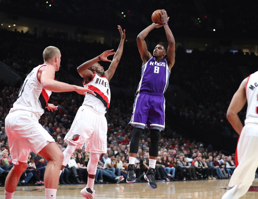The Three Best Landing Spots For Rudy Gay