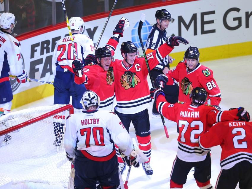 Chicago Blackhawks' Hossa Hits Injured Reserve; Anisimov To Return