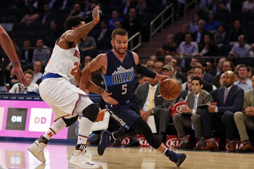Dallas Mavericks Top 10: #9- J.J. Barea