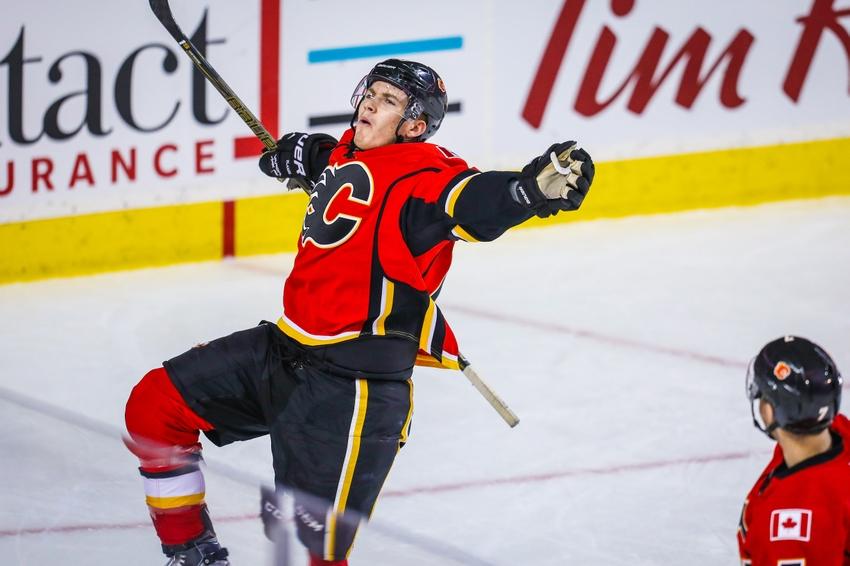 Calgary Flames Daily: Tkachuk Rising, Versteeg Was Worth It