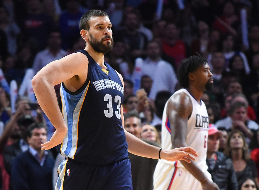 Memphis Grizzlies: top 5 plays from 2016