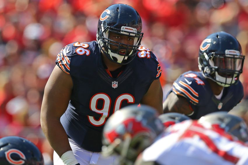 Eddie Goldman and Akiem Hicks: Chicago's Dynamic Duo