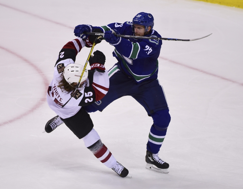 Vancouver Canucks vs. Arizona Coyotes: Preview, Lineups