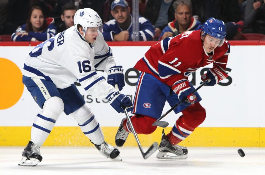 Montreal Canadiens and Toronto Maple Leafs Should make a Trade