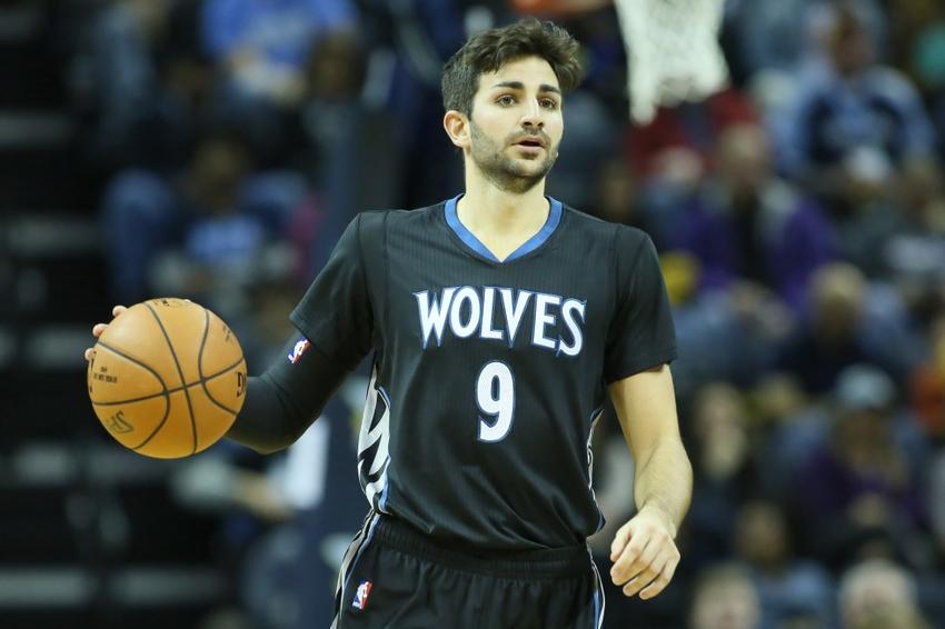 NBA Trade Rumors: Wolves Actively Shopping Ricky Rubio; Kings Interested