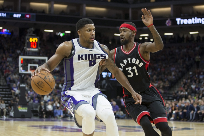 Raptors' trade thoughts - always open for business