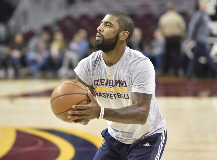 Cleveland Cavaliers: Kyrie Irving Is NOT Overrated