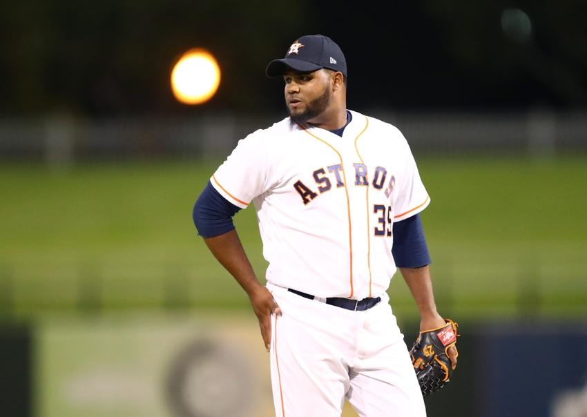 Astros send 4 prospects to Rookie Career Development Program