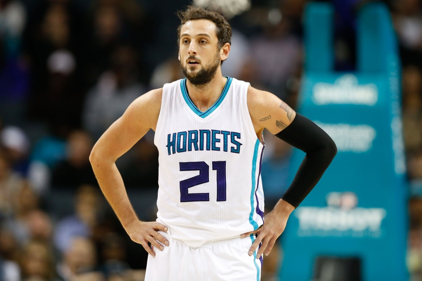 Marco Belinelli is Enjoying a Career Year With the Charlotte Hornets as Their Surprise Spark