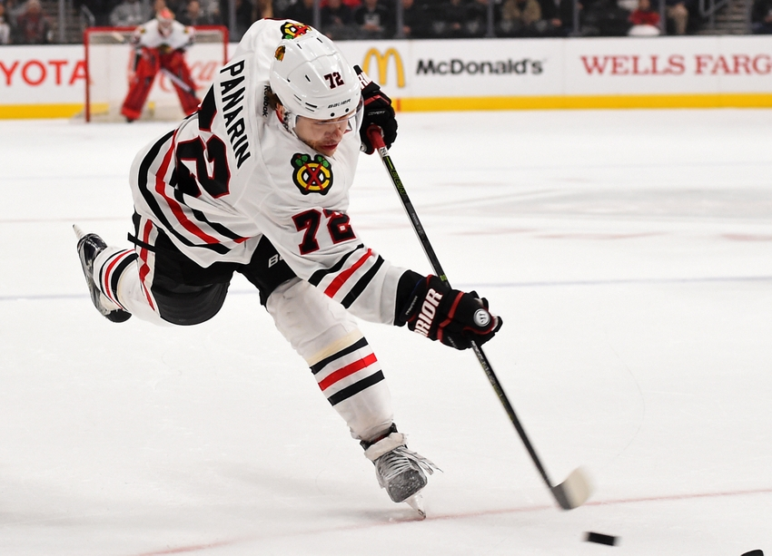 Chicago Blackhawks, NHL 3 Stars: Panarin Strikes Again