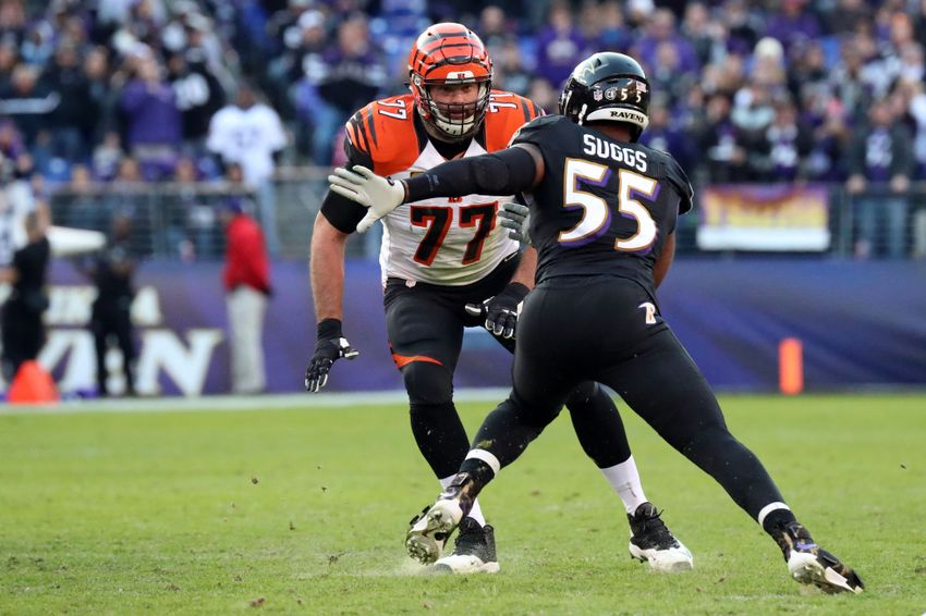 Bengals-Ravens Will Be Survival Of The Fittest