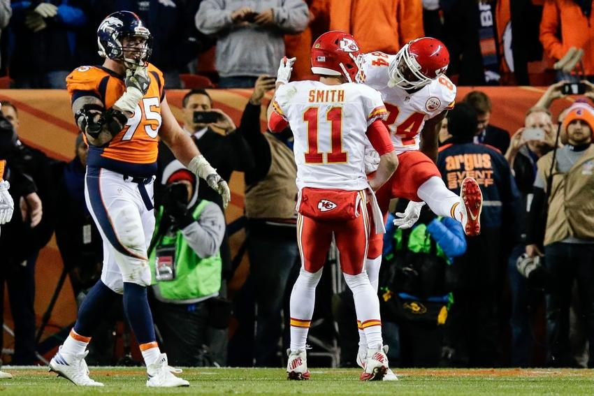 Fantasy Football: Five Kansas City Chiefs To Play Vs Denver Broncos